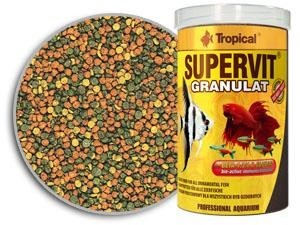 Tropical Supervit Granulat, granulátumos haltáp 250 ml