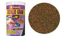 Tropical Cichlid Gran granulátumos sügér táp 250 ml