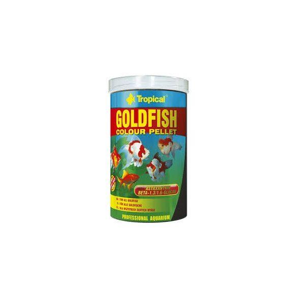 Tropical Goldfish Color pellet színező eledel 100ml