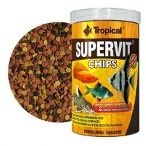Tropical Supervit Chips haltáp 100 ml
