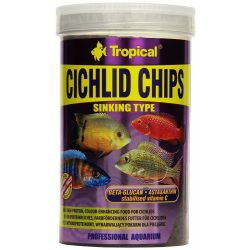 Tropical Cichlid Chips süllyedő 250 ml