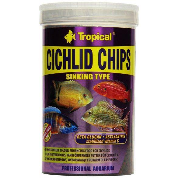 Tropical Cichlid Chips süllyedő 250 ml