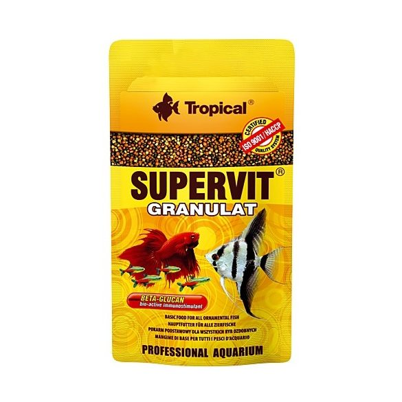 Tropical Supervit mini granulat  10g