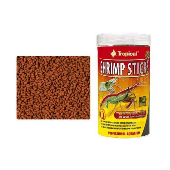 Tropical Shrimp Sticks rúdtáp 100ml