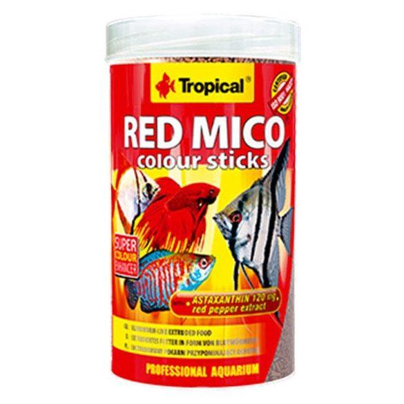 Tropical Red Mico szinező eledel halaknak