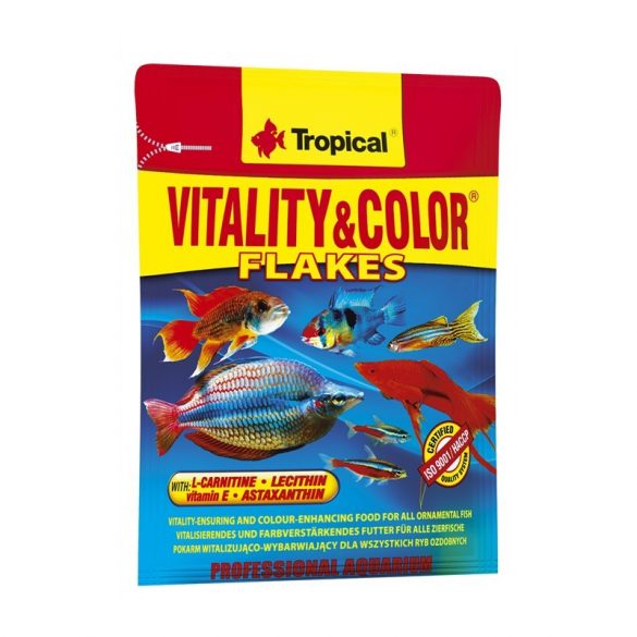 Tropical Vitality - Color 12g lemezes színező
