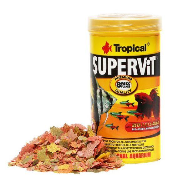 Tropical Supervit 8 Mix lemezes haltáp 250 ml