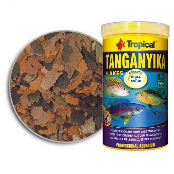 Tropical Tanganyika 1000ml lemezes haltáp