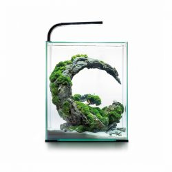 Aquael Shrimp Set Smart 20 liter fekete
