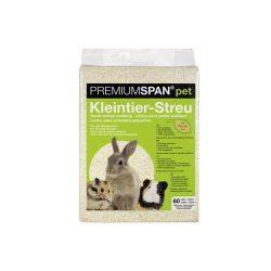 Premium Span préselt forgács citrom illattal 60 L