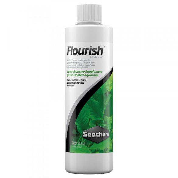 Seachem Flourish - általános növénytáp 250 ml