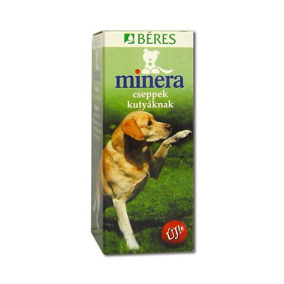Béres Minera cseppek kutyáknak