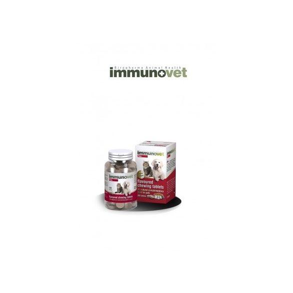 Immunovet immunerősítő tabletta kutyáknak és macskáknak (60 db-os)