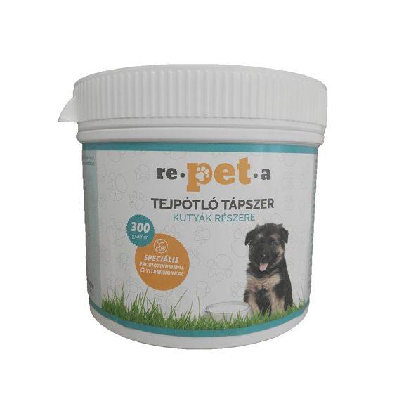 Repeta tejpótló tápszer kutyák részére 300g