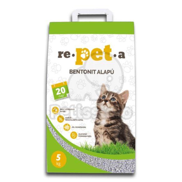 Repeta Bentonit alapú macskaalom natúr 5 kg