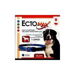 Ectomax kullancs és bolha elleni nyakörv kutyáknak 65 cm