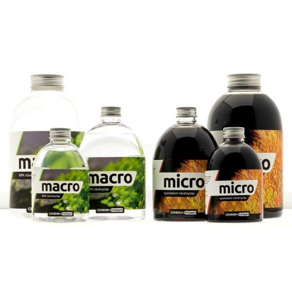 Green Aqua MICRO növénytáp - 500 ml