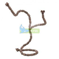 Hajlítható madárrúd kistermetű madaraknak