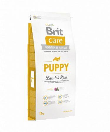 Brit Care Hipoallergén táp kölyökkutyák számára- bárányos, rizses 12 kg