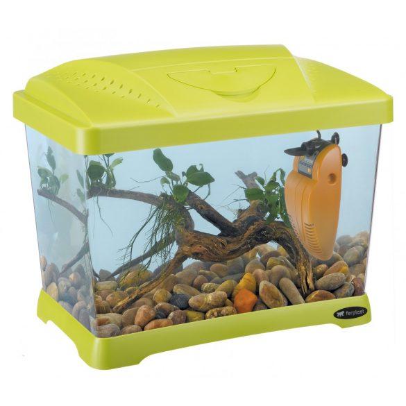 Ferplast Capri Junior akváriumszett zöld
