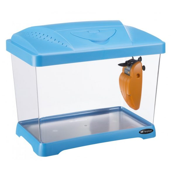 Ferplast Capri Junior akváriumszett kék