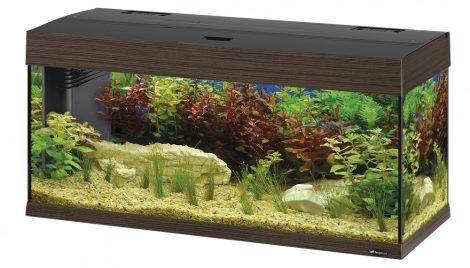 Ferplast Dubai 120 akváriumszett Mahagoni