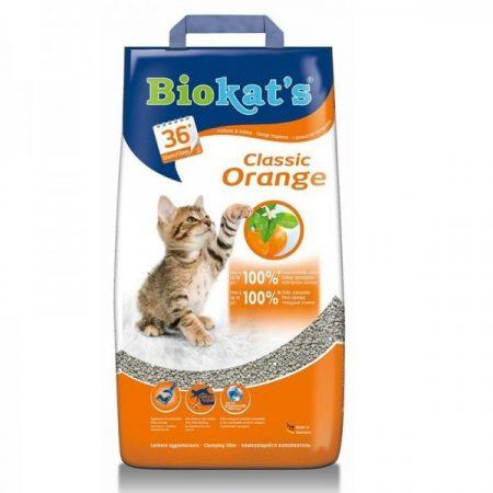 BioKat's Orange macskaalom 10 kg