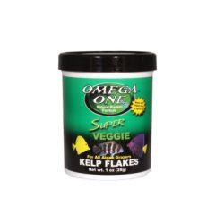 Omega One Kelp Flakes /62 gramm/ lemezes haleledel