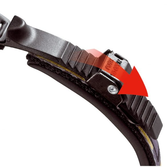 ERGOCOMFORT TATTOO C15/42 piros mintás