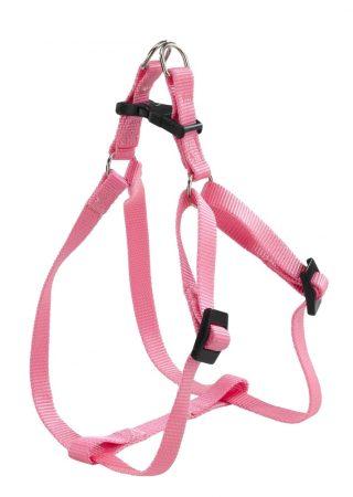 Ferplast Easy P medium hám rózsaszín