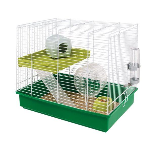 Ferplast Hamster Duo hörcsögketrec zöld (emeletes)