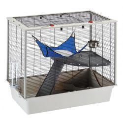 Ferplast Cage Furat Black görény/patkányketrec
