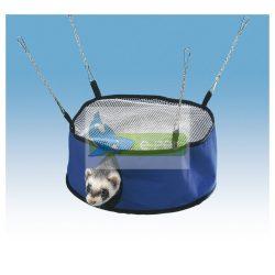 Felakasztható hintaágy görényeknek, patkányoknak, tengerimalacoknak
