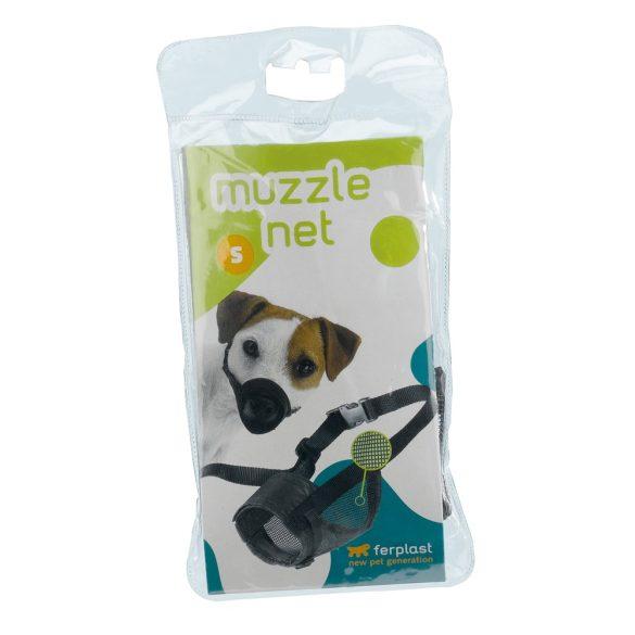 Ferplast Muzzle Net S hálós szájkosár