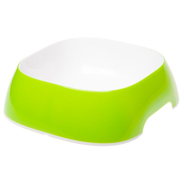 Ferplast Glam Large tál zöld