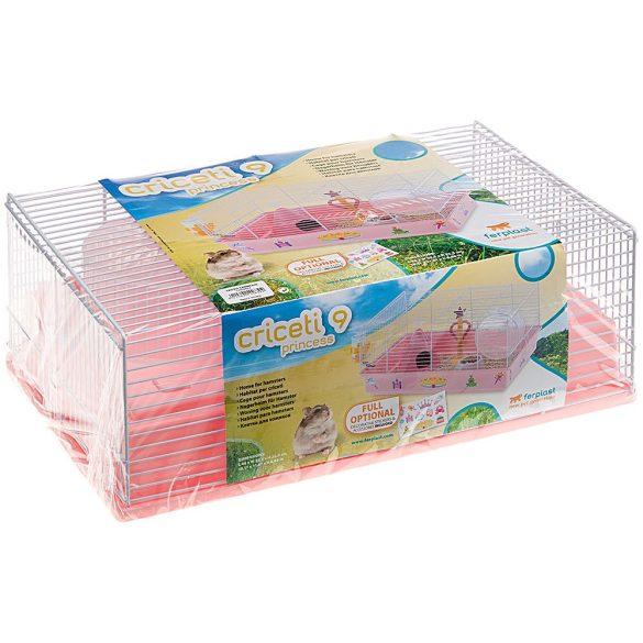 Ferplast CRICETI 9 PRINCESS hörcsögketrec rózsaszín (hercegnős)