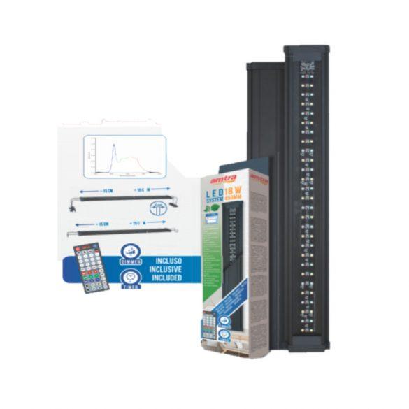 Amatra led system 24w 60cm