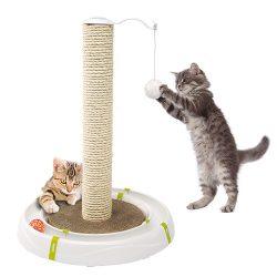 Ferplast Magic Tower kaparófa és játék cicák számára