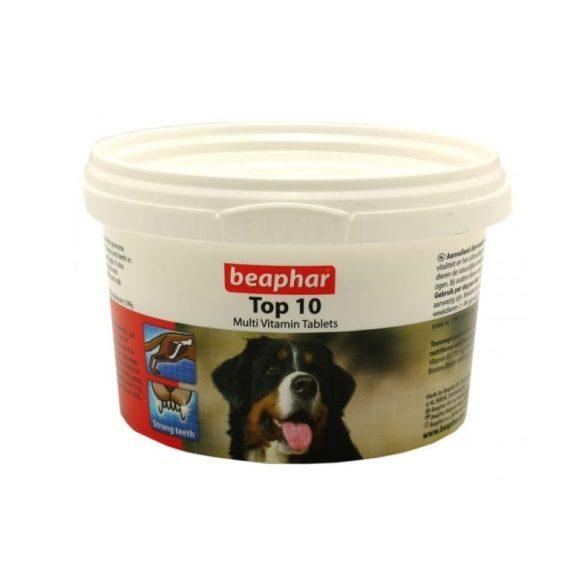 Beaphar Top 10 multivitamin tabletták kutyáknak