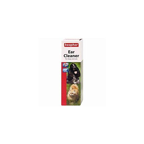 Beaphar fültisztító folyadék kutyáknak és macskáknak 50ml