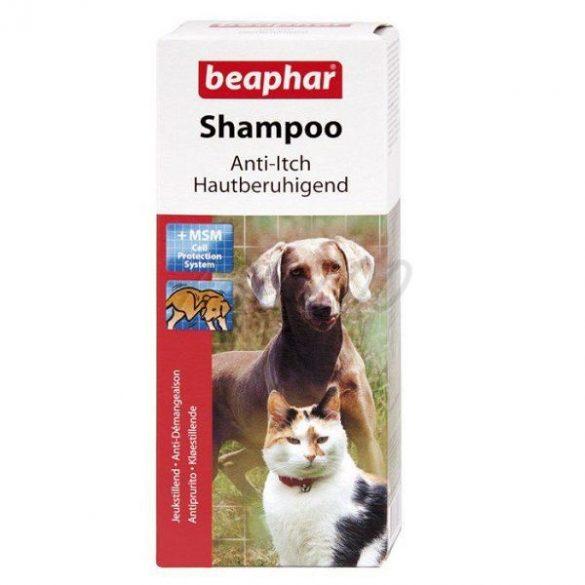 Beaphar hipoallergén sampon kutyáknak és macskáknak