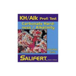 Salifert kh teszt