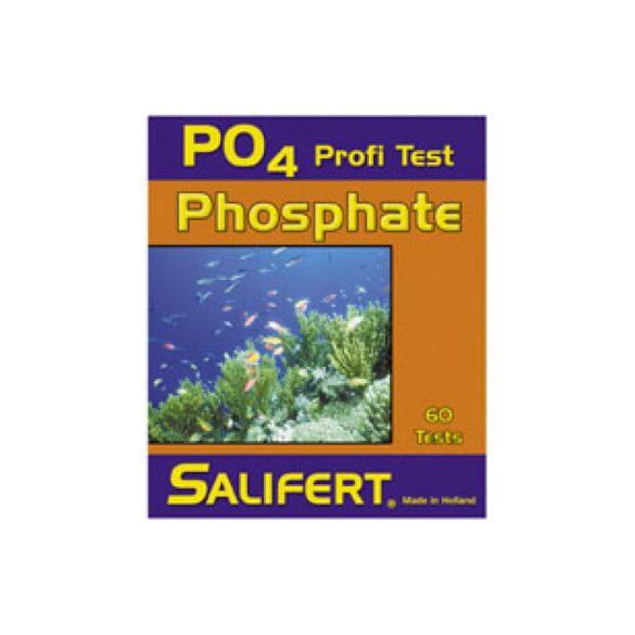 Salifert foszfát teszt