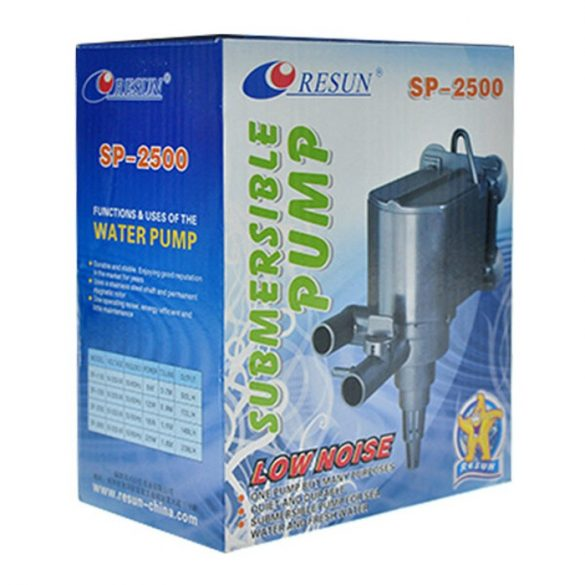 Resun sp-2500 vízpumpa