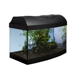 Diversa 40 akváriumszett fekete íves