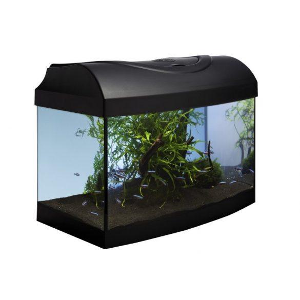 Diversa 40 akváriumszett fekete íves (25 liter)