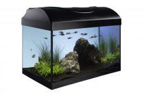 Diversa 40 akváriumszett szögletes fekete