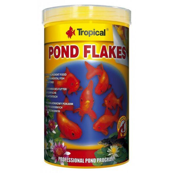 Tropical Pond Flakes 1L